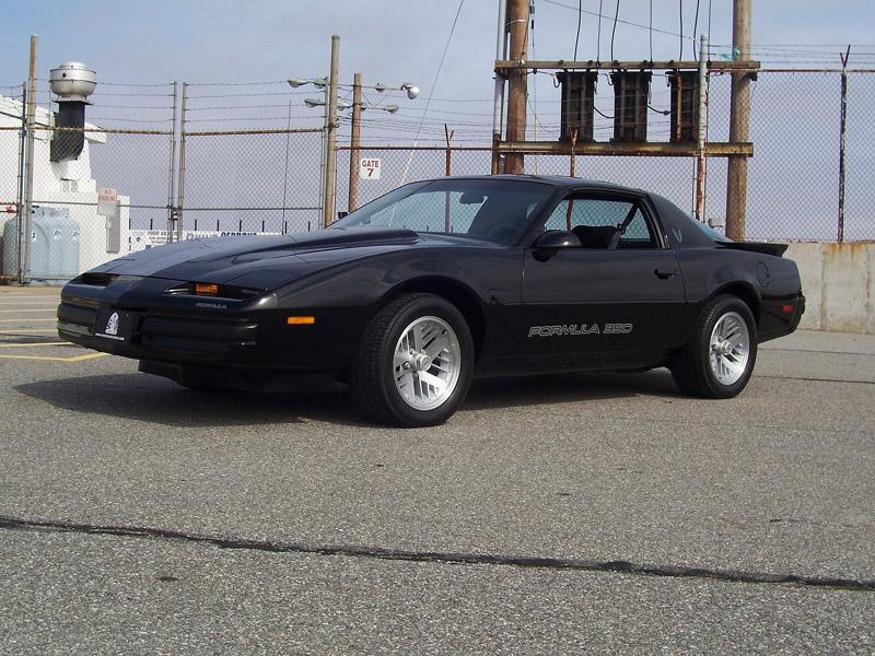 Purchase used 1989 Pontiac Firebird Formula 350. 5,300 original miles! Beautiful Show Car. WOW ...