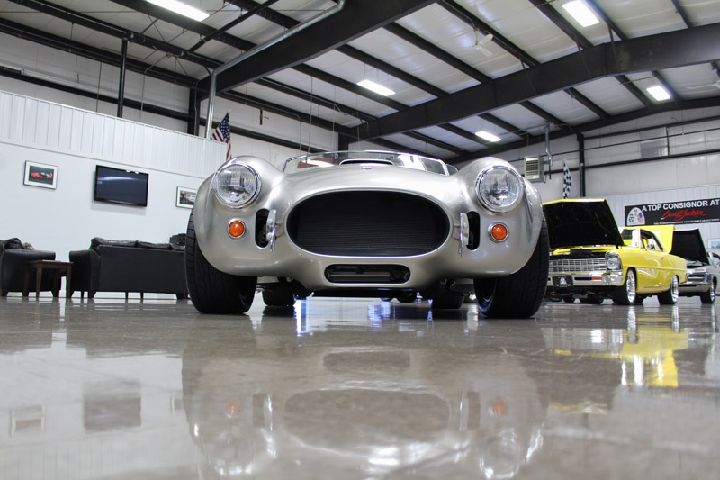 1965 Shelby Cobra : 1965 Shelby Cobra Custom.  Built by Levy Racing. 434 V8 w/ 450HP. Sweet!