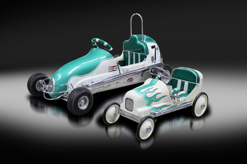 1959 Continental Quarter Midget Race Car