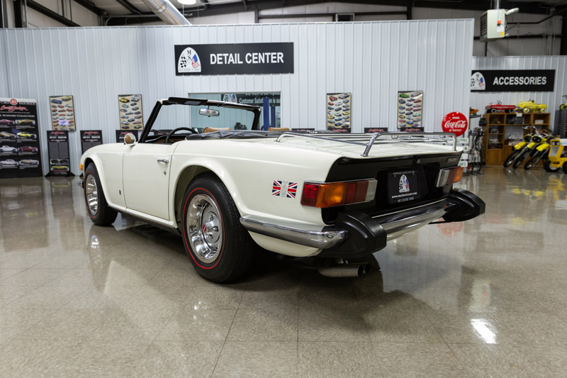 1974 Triumph TR-6   eBay
